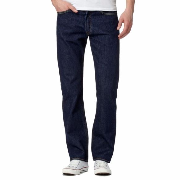 bc914fe1 Levi's Jeans | Levis 501 Straight Leg Mens Size 30x30 | Poshmark